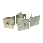 Acoustical Insulation Impaling Clips (4PK)