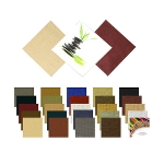 Acoustic Panel Swatches and Samples