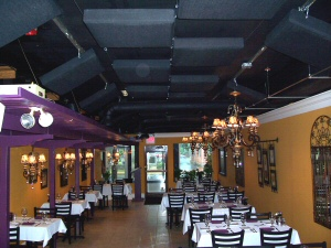 Reducing Restaurant Noise with Acoustic Panels | ATS Acoustics