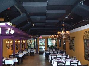 Reducing Restaurant Noise With Acoustic Panels Ats Acoustics