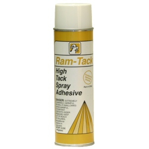 Ram-Tack Spray Adhesive 12 oz